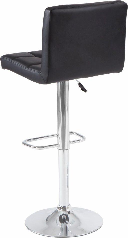 Zestaw dwóch wysokich, stołków barowych/ hokerów