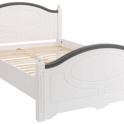 Piękne drewniane łóżko, klasyka i elegancja w twojej sypialni