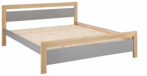 Piękne sosnowe łóżko w klasycznym stylu 180x200 cm