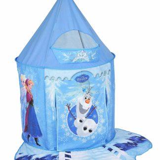Świetny namiot do zabawy z motywem Frozen