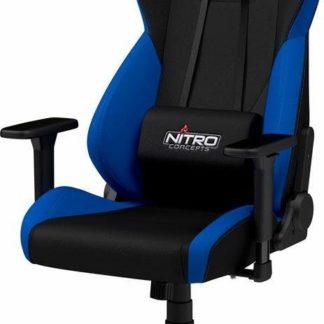 Fotel gracza Nitro Concepts, galactic blue
