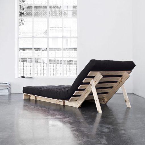 Rozkładana kanapa Karup 90 cm z możliwością spania