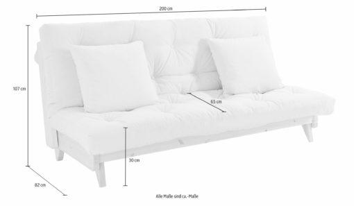 Nowoczesna i stylowa sofa z funkcją spania