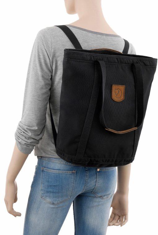 Stylowa i praktyczna torba do noszenia na ramieniu lub jako plecak
