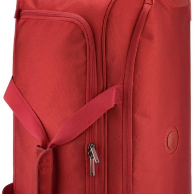 Piękna i praktyczna torba podróżna na kółkach - bardzo lekka i solidna!