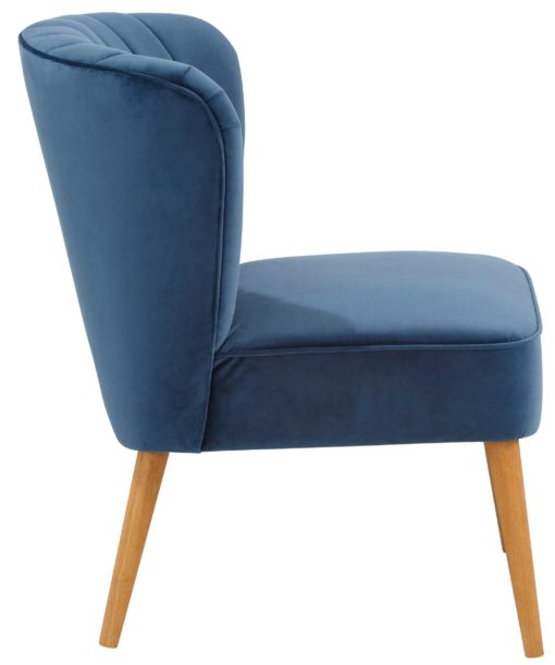 Piękne! Stylowy tapicerowany fotel w klasycznym stylu