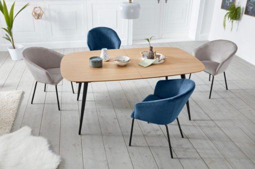 Piękne i ponadczasowe krzesło w skandynawskim stylu