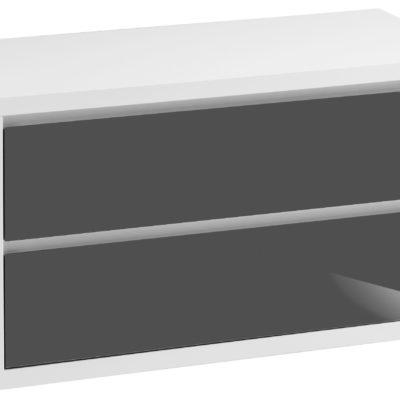 Wysokiej jakości ławka z szufladami idealna do przedpokoju