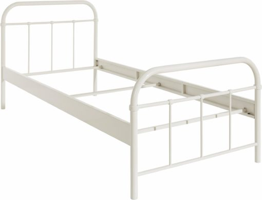 Niesamowitej urody łóżko w stylu prowansalskim