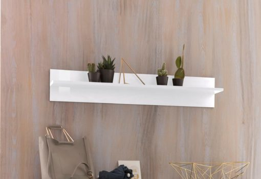 Stylowa, minimalistyczna półka w macie