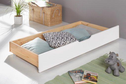 Mała szuflada np. pod łóżko dziecięce