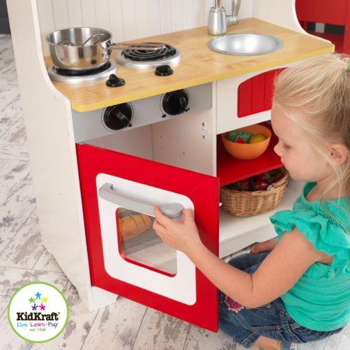 Świetny zestaw kuchenny dla dzieci KidKraft