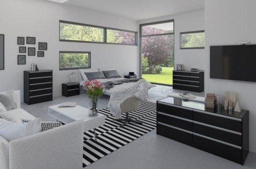 Innowacyjna szafka nocna, duński design