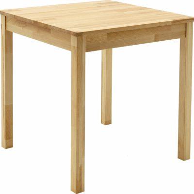 Piękny i ponadczasowy, drewniany stół do jadalni