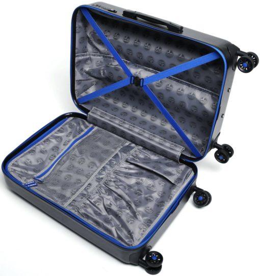 Świetna walizka podróżna, dla fanów FC Schalke