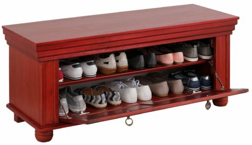 Bardzo elegancka i stylowa szafka na buty