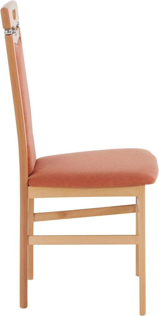 Eleganckie, klasyczne krzesła 2 sztuki
