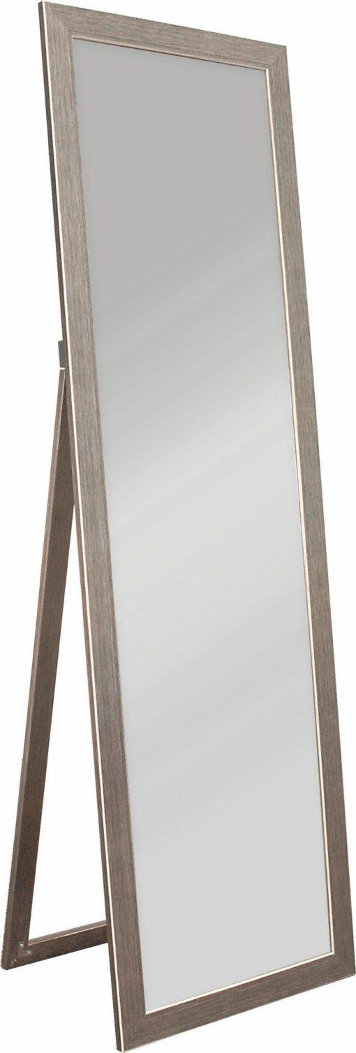 Stylowe duże lustro w pięknej ramie