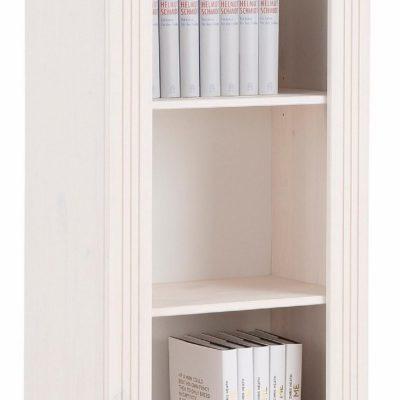 Piękny regał na książki z masywngo drewna