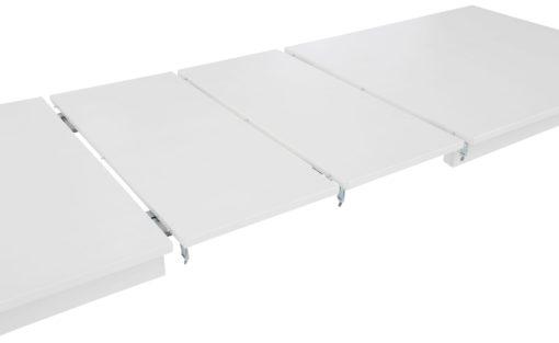 Sosnowy, rozkładany stół 160 cm