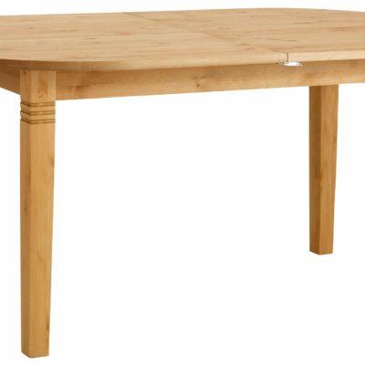 Piękny, klasyczny stół z litej sosny