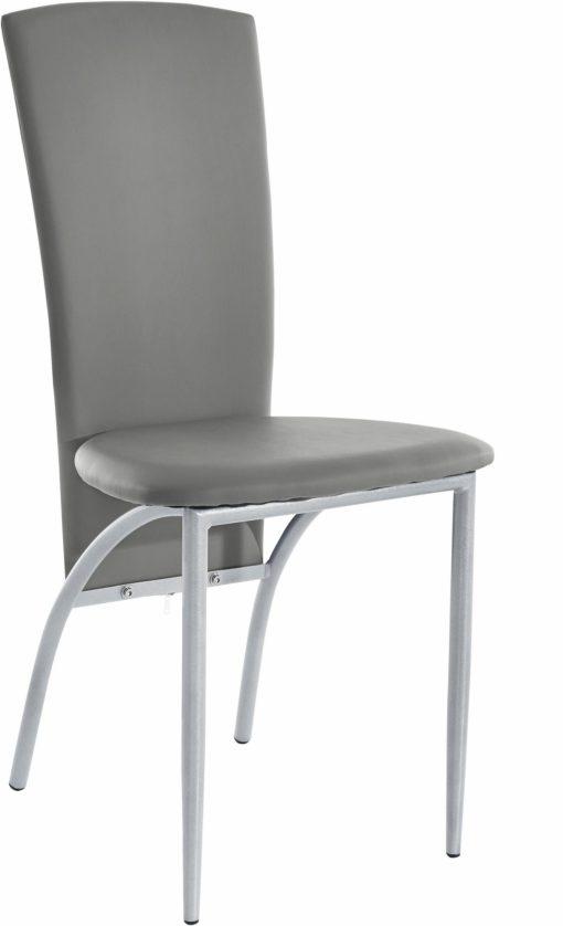 Nowoczesny zestaw stół i cztery krzesła