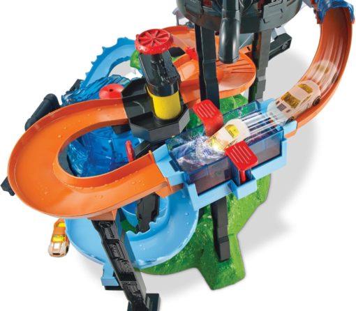 Zestaw »Myjnia samochodowa Hot Wheels® City Ultimate Alligator«