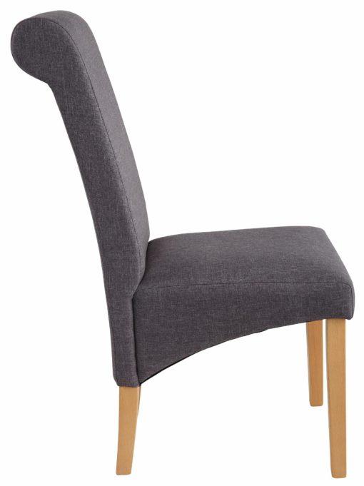 Nowoczesne i ponadczasowe krzesła - 4 sztuki
