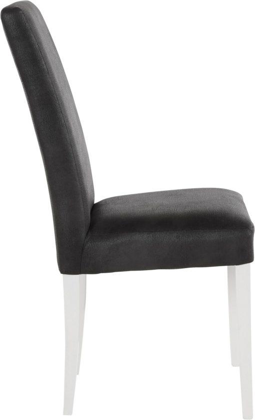 Tapicerowane krzesła w stylu vintage - 2sztuki