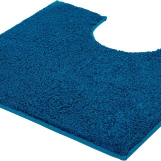 Puszysty dywanik łazienkowy pod toaletę 50x50 cm