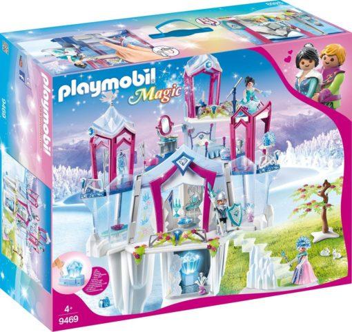 Błyszczący zestaw do zabawy Playmobil® Sparkling Crystal Palace