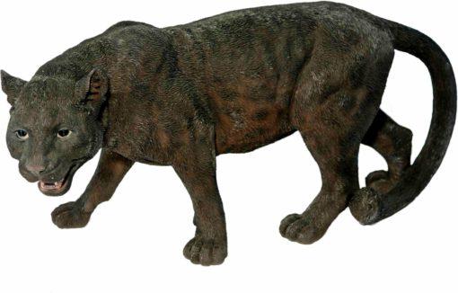 Ręcznie malowana, realistyczna rzeźba w stylu afro