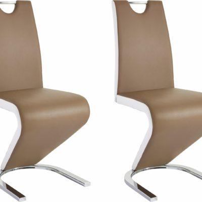 Modne krzesła o niezwykłym designie - 4 sztuki