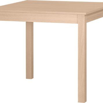 Stół kuchenny 90x90 cm z płytką przedłużającą