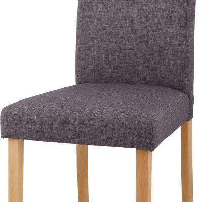 Komfortowe krzesła do jadalni - 4 sztuki