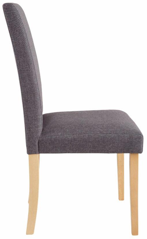 Komfortowe krzesła do jadalni - 6 sztuk