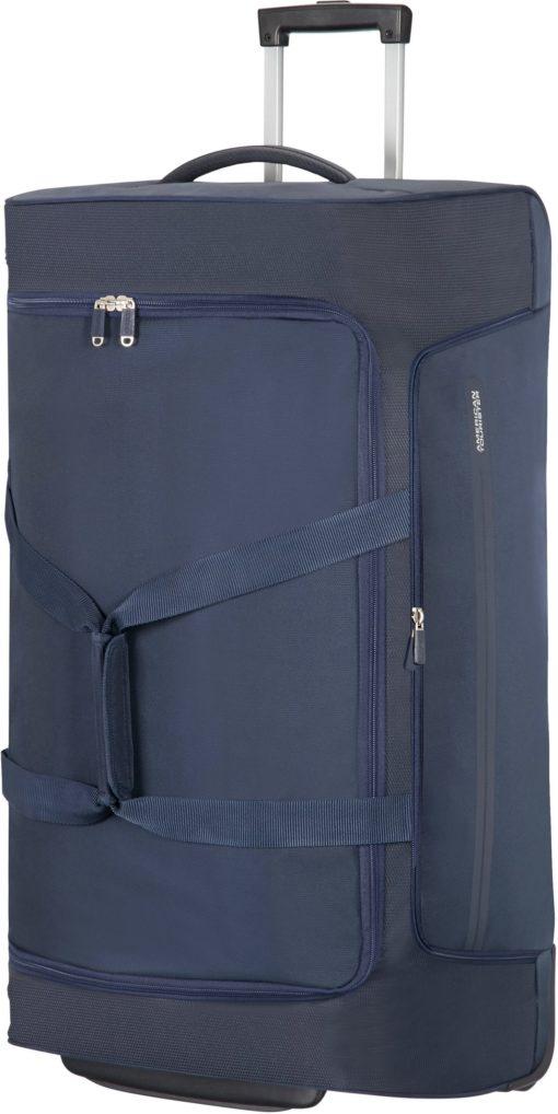 Duża torba podróżna na kółkach, 104 l