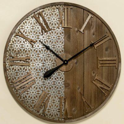Unikalny zegar ścienny