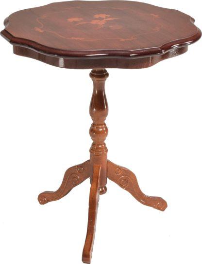 Włoski stolik kawowy w stylu barokowym