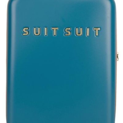 Designerska, twarda walizka na kółkach SUITSUIT