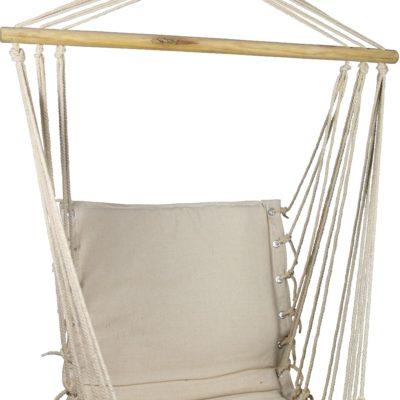 Fotel wiszący/ hamak w stylu boho