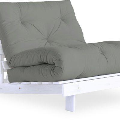 Nowoczesna i stylowa sofa z funkcją spania, 90x200 cm