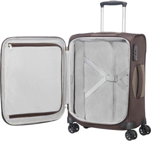 Miękka walizka »Dynamore, 55 cm« z zamkiem TSA, Samsonite