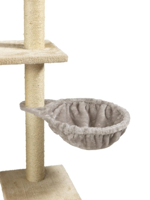 Drapak dla kota, zabawki, legowisko, domek