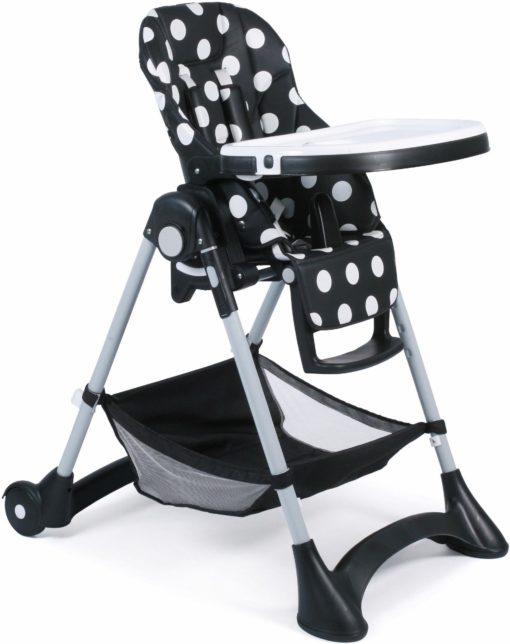 Wielofunkcyjne krzesełko do karmienia, składane