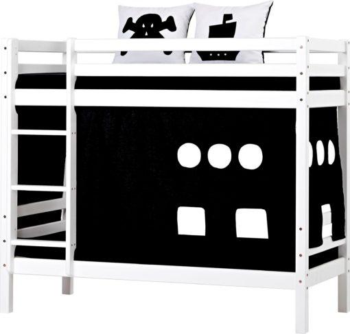 Materac do łóżka 70x160 cm oraz dekoracyjne zawieszki