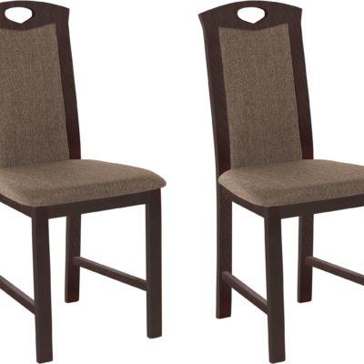 Piękne, klasyczne krzesła wykonane z litego buku - 4 sztuki