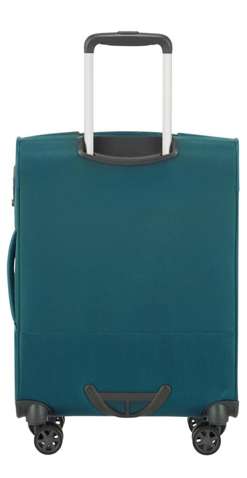 Miękka, lekka torba podróżna na kółkach Samsonite