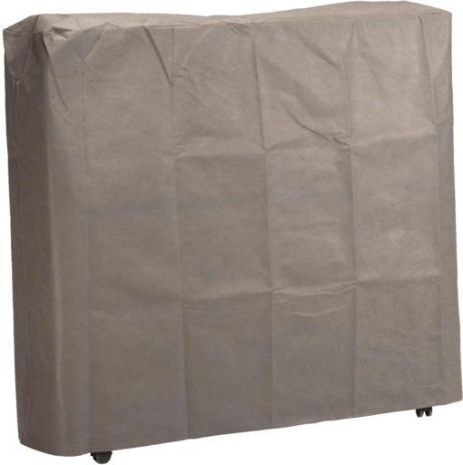 Składane łóżko z materacem i pokrowcem