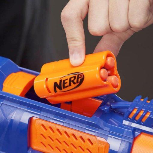 Blaster Nerf N-Strike Elite Trilogy DS-15, 15 rzutek
